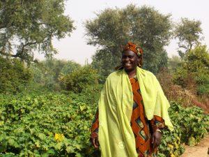 Aminatou Abdou, présidente SOFEMA