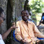 Denis, coordinateur Epiceries-SVP, Goma, comité Epiceries