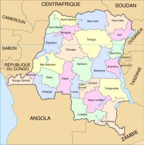 rdc-26-provinces